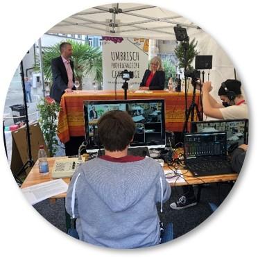 Live-Streaming Umbrisch-Provenzalische Genusstage [September 2020]