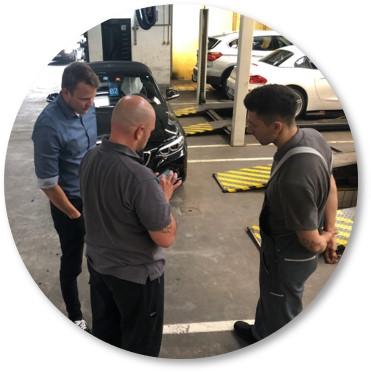 Videkommunikation  Menton Automobilcenter [Juni 2020]