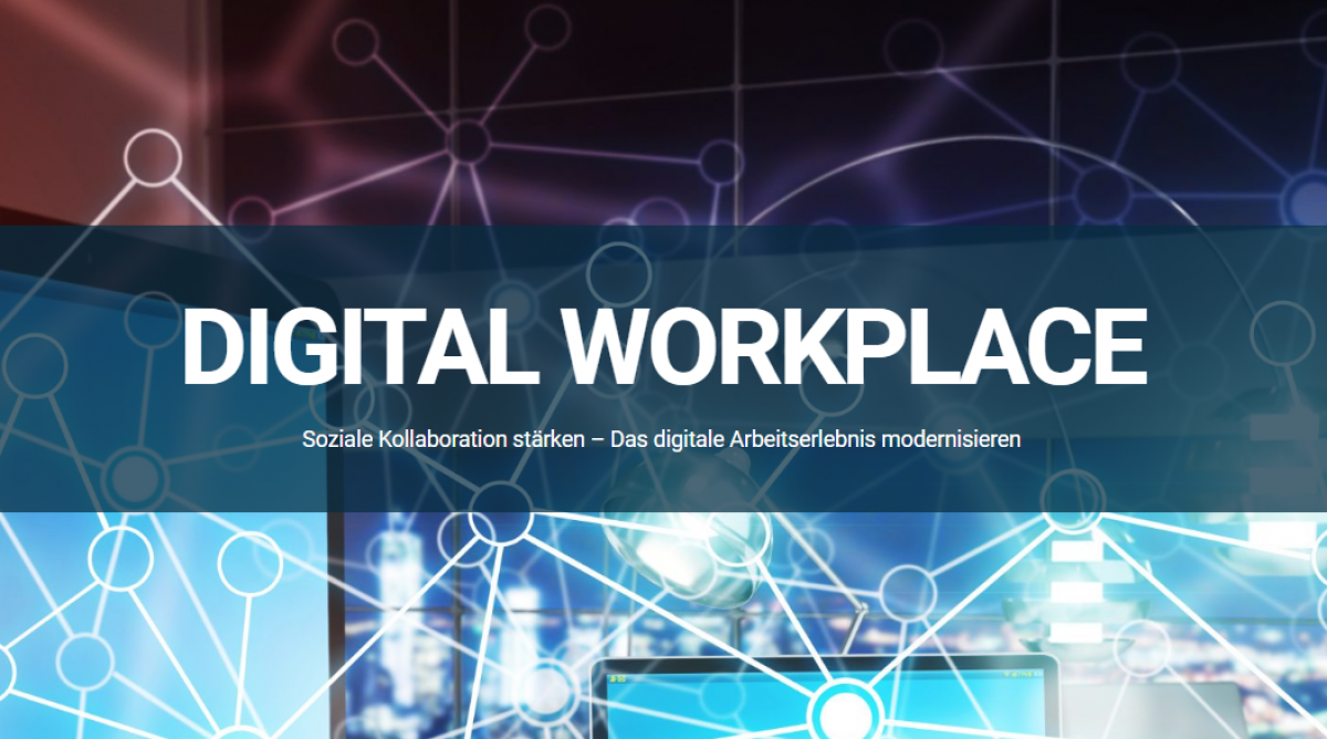 Header Digital Workplace